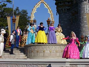Disney pincess