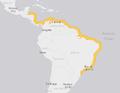 Distribuição Boto cinza IUCN.png