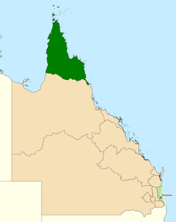 Division of Leichhardt Australian federal electoral division