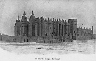 1907 in architecture - Great Mosque of Djenné