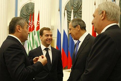 Dmitry Medvedev 17 September 2008-3