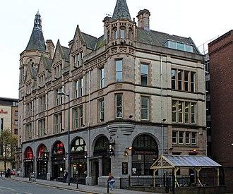 William Henry Duncan - Image: Doctor Duncan's, St John's Lane