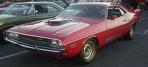 Dodge Challenger (E-body)