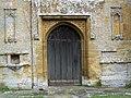 Door, Church of the Holy Trinity - geograph.org.uk - 1897388.jpg