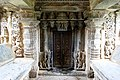 Door design in Bucheshwara temple,Koravangala,Hassan,Karnataka,India.jpg