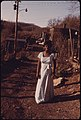 Dora Darlene Hancock, Daughter of Martha Crider, Living in Fireco, West Virginia, near Beckley...04-1974 (3906444813).jpg