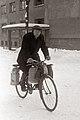 Dostava mleka na kolesu v Mariboru 1957.jpg