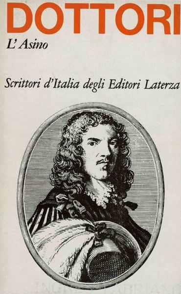 File:Dottori, Carlo de' – L'asino, 1987 – BEIC 1815304.djvu