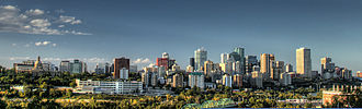 Western Canada - Edmonton is the largest provincial capital city by population in western Canada.