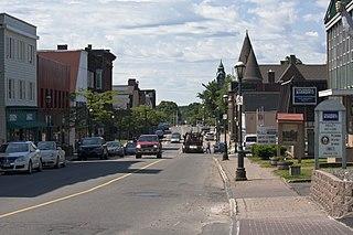 Amherst, Nova Scotia Town in Nova Scotia, Canada