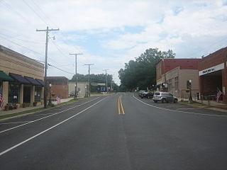 Gibsland, Louisiana Town in Louisiana, United States