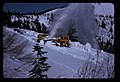 Dozer and rotary plow removing snow. May, 1978. slide (f0733a2ffcf941b28089ec823956b222).jpg