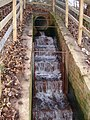 Drain under the A483 - geograph.org.uk - 654789.jpg