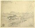 Drawing, The Bad Lands of Dakota, August 4, 1892 (CH 18189853).jpg