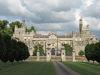 George Germain, 1st Viscount Sackville - Drayton House