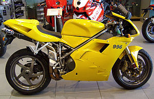 Ducati 996 - 2000 996 Biposto
