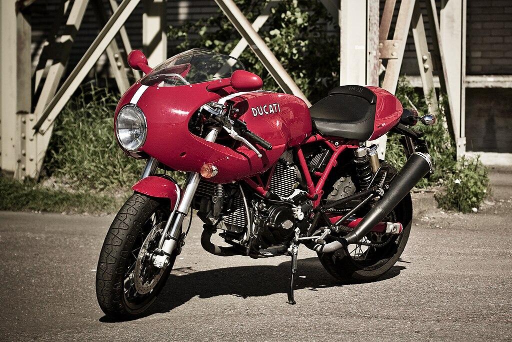 Ducati Diavel Tail Pack