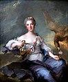 Duchesse de Chartres (1726-1759) as Hebe, 1744, by Jean-Marc Nattier (1685-1766). Nationalmuseum, Stockholm, Sweden.jpg