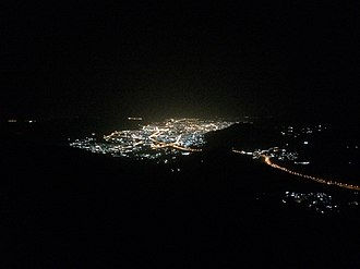Dohuk - Duhok by night