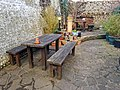 Duke of Wellington, Shoreham-by-Sea beer garden 01.jpg