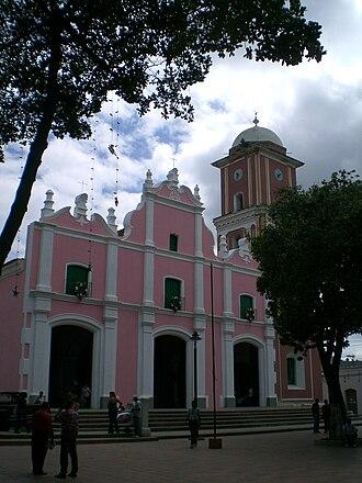 Petare - Dulce Nombre de Jesús de Petare Church