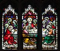 Dundalk Saint Patrick's Pro-Cathedral East Aisle Window 06 Lower Lights 2013 09 23.jpg