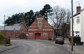 Dunton Bassett - Dunton Bassett village hall