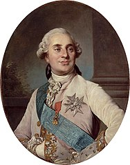 Portrait of Louis XVI, King of France and Navarre (1754-1793)
