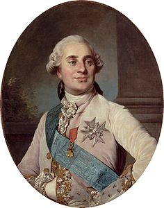 Duplessis - Louis XVI of France, oval, Versailles.jpg