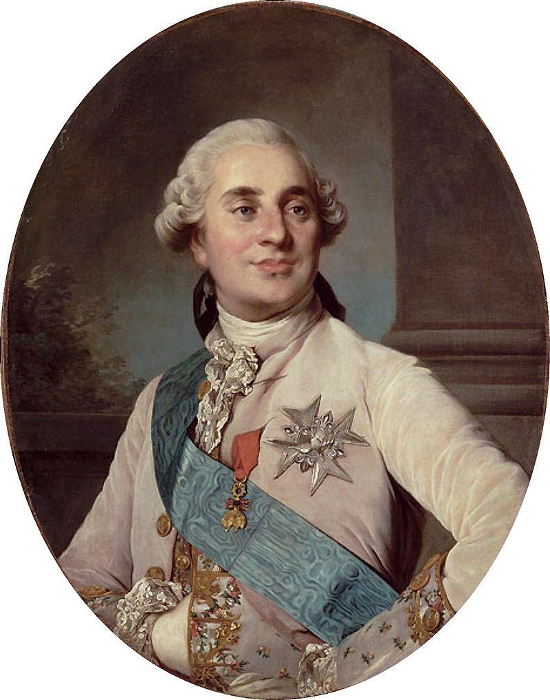 Дюплесси - Французский Людовик XVI, овал, Версаль.jpg