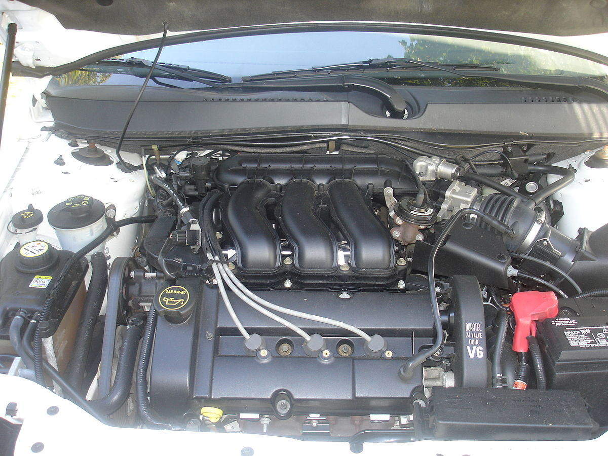 Ford Duratec V6 Engine Wikipedia 2004 Mazda Tribute Diagram