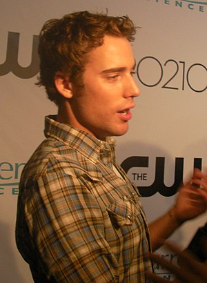 Dustin Milligan - Milligan at 90210 premiere party in Malibu on August 23, 2008