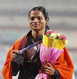 Image illustrative de l'article Dutee Chand