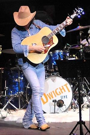 Dwight Yoakam singles discography - Dwight Yoakam at San Diego County Fair