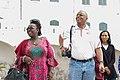 Dzifa Gomashie and Anthony Foxx at Cape Coast Castle.jpg