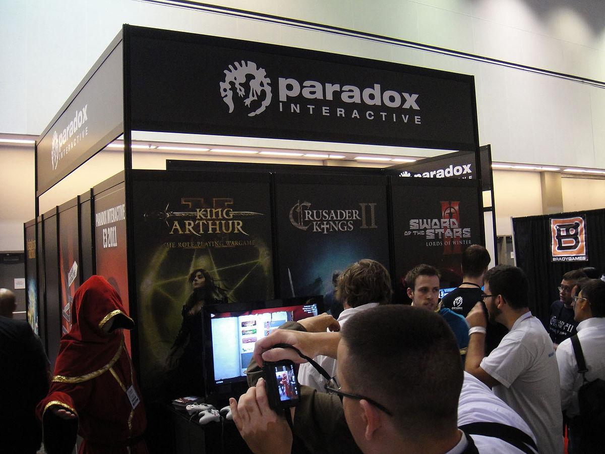 Paradox Interactive - Wikipedia
