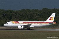 EC-ILS - A320 - Iberia