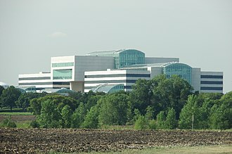 Electronic Data Systems - EDS campus in Plano, Texas