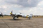 EGSU - Hawker Sea Fury T20 - G-CHFP WG655 (44044518241).jpg