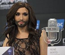 Трансфистит гей девушка победительница евровидения