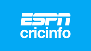 Sports news website for cricket
