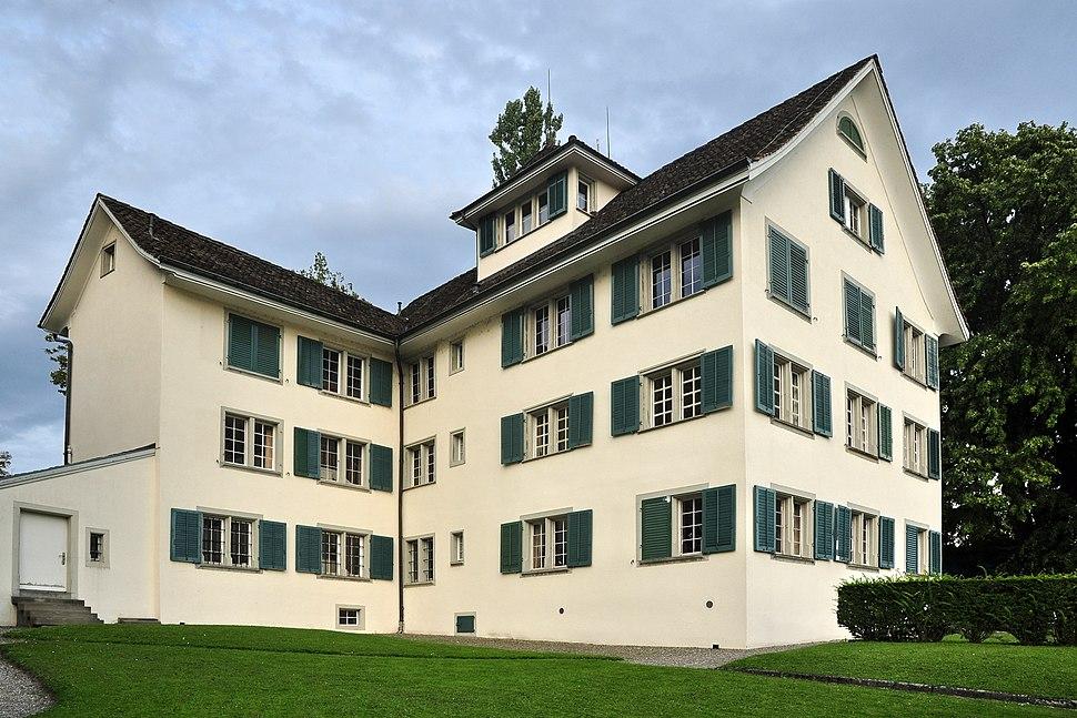 ETH Zürich - Haus zum oberen Schönenberg - Thomas-Mann-Archiv 2011-08-14 19-38-02 ShiftN2
