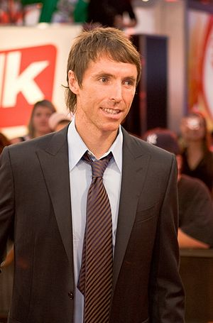 English: Steve Nash at the eTalk Festival Part...