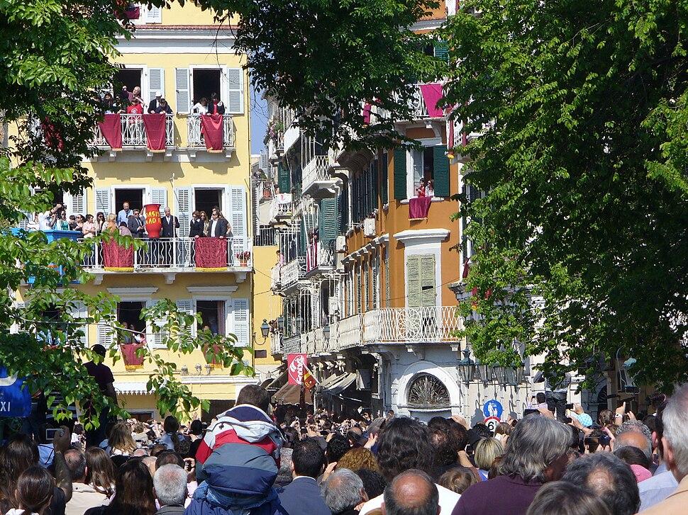 Easter in Corfu 2011