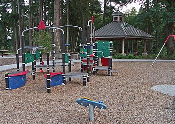 English: Playground Equipment
