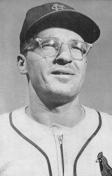 Eddie Kasko - St. Louis Cardinals - 1957.jpg