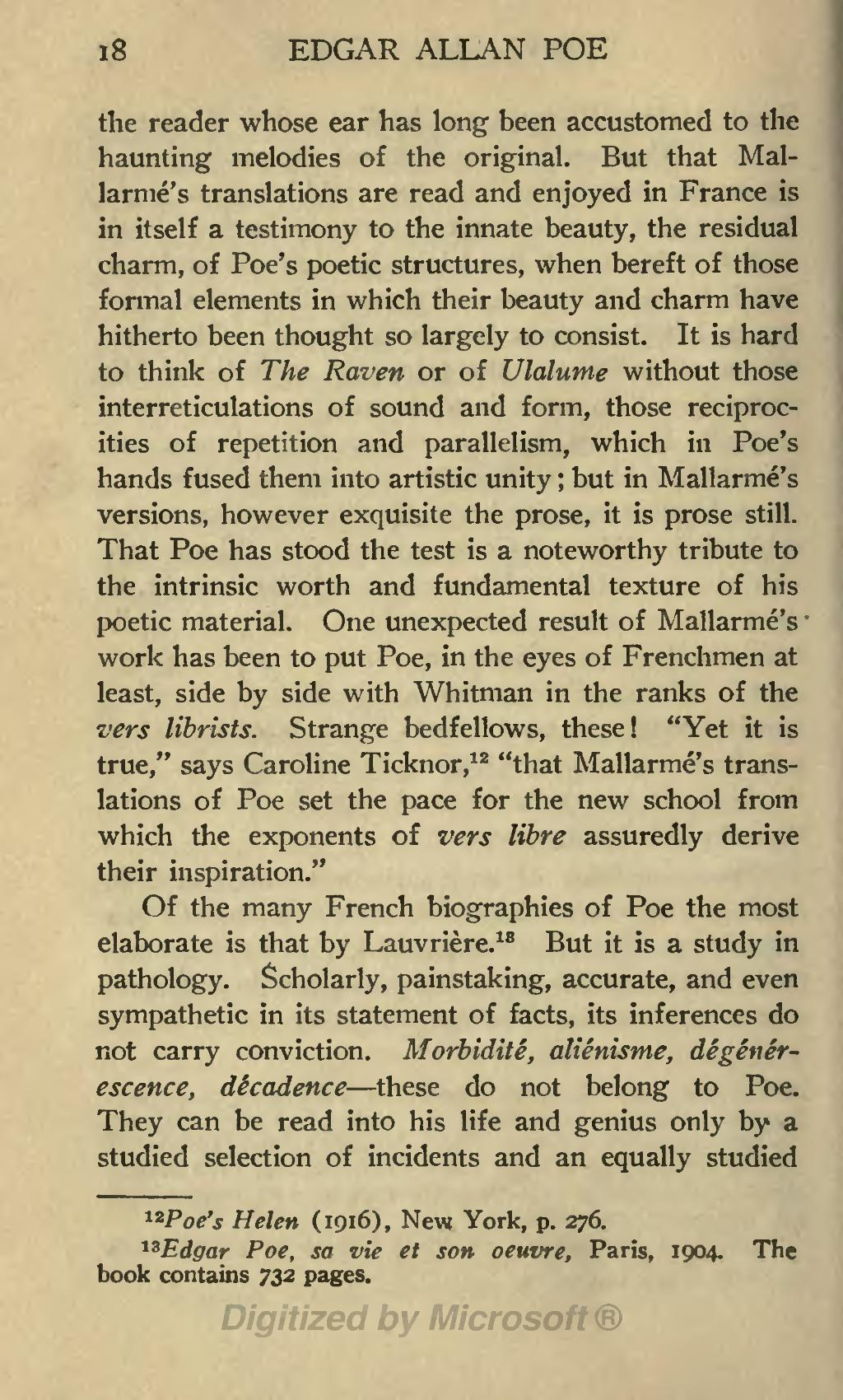 allan edgar essay poe ulalume Poe wrote ulalume in the same year of his a biography of edgar poe, literature essays  and provide critical analysis of poe's poetry by edgar allan.