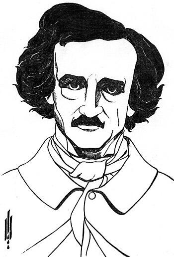 Edgar Allan Poe Aubrey.Beardsley