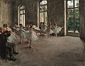 3 / Ballet Rehearsal
