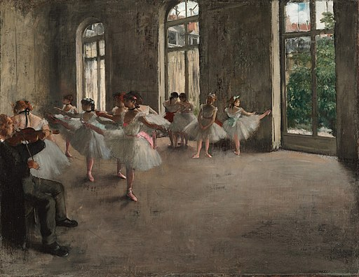 Edgar Germain Hilaire Degas 004